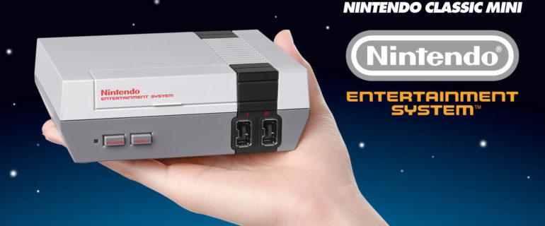 Nintendo Classic Mini NES: sospesa la produzione anche in Europa
