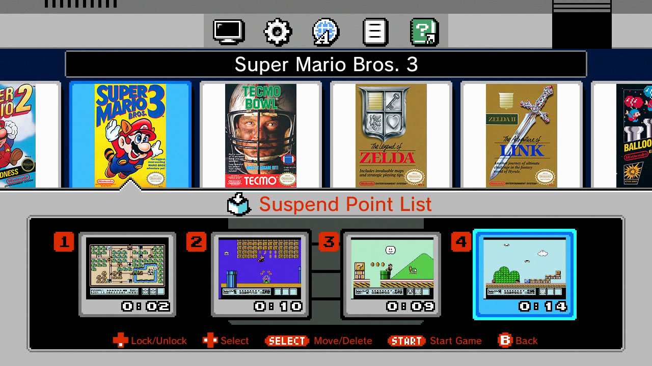 NES Classic Mini vs. Wii U Virtual Console in video