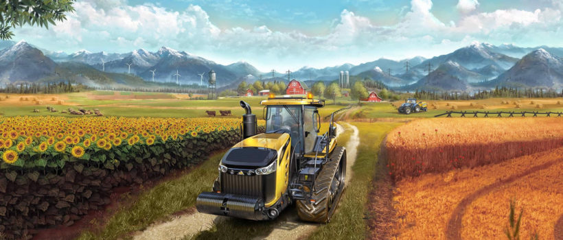 Farming Simulator 17 Platinum Edition annunciato per PC, PS4, Xbox One e Mac