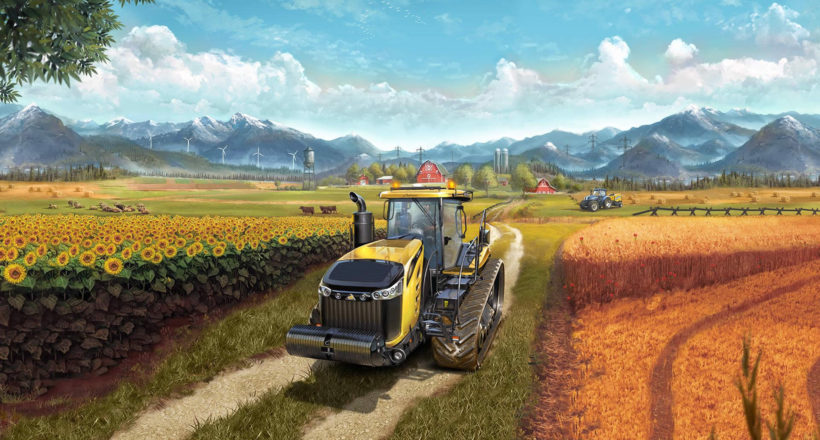 Farming Simulator 19 è disponibile in versione PC gratuitamente su Epic Game Store