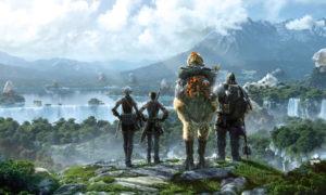 Final Fantasy XIV, disponibile da oggi il mestiere di Mago Blu