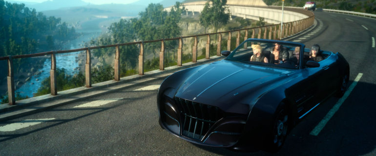 Final Fantasy XV: svelate le dimensioni su PS4 dopo quelle su Xbox One