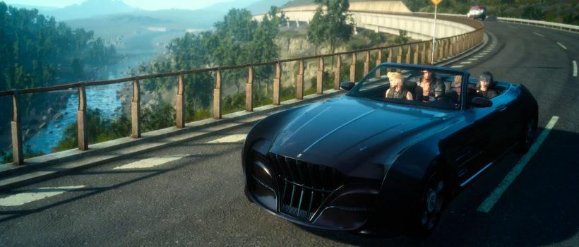Final Fantasy XV: svelate le dimensioni su PS4 dopo quelle su Xbox One
