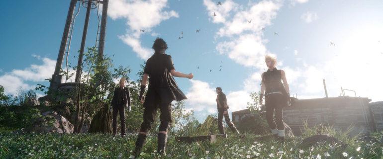 """Final Fantasy XV, domani in arrivo una nuova demo dal titolo """"Judgement Disk"""""""