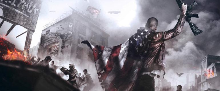Ecco Beyond The Walls, l'aggiornamento primaverile di Homefront: The Revolution