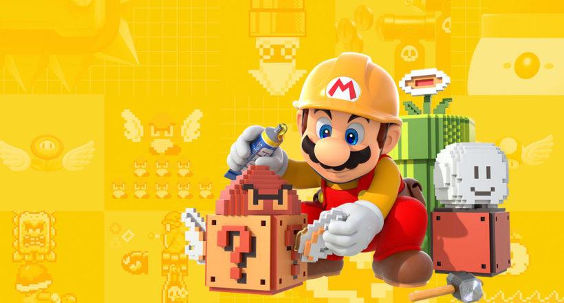 Super Mario Maker 2: il nuovo aggiornamento porta Link di The Legend of Zelda come personaggio giocabile