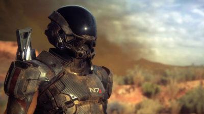 Mass Effect: Andromeda, ecco il gioco in azione su PC con una Geforce GTX 1080