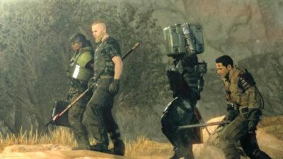 Metal Gear Survive: disponibile il download della beta per PlayStation 4 e Xbox One