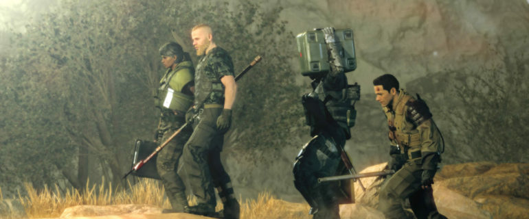 Metal Gear Survive: disponibile il download della beta per PlayStation 4 e Xbox One