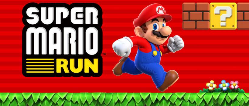 Super Mario Run: ecco la data di uscita ed il prezzo