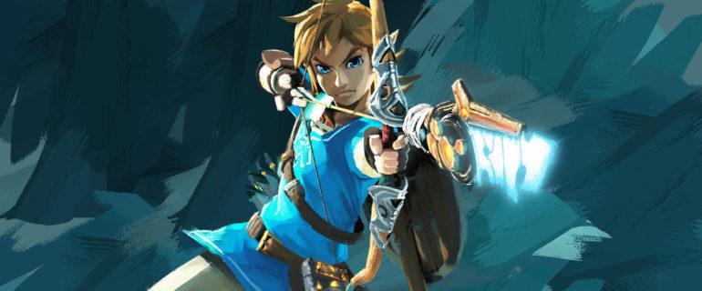 "Zelda Breath of the Wild è ""Game of the Year"" agli Italian Video Game Awards 2018"
