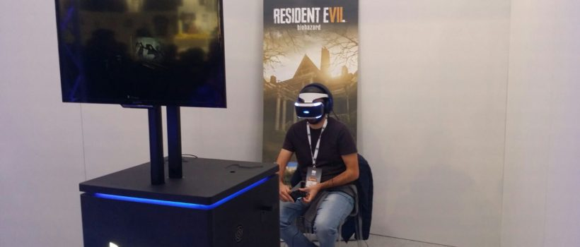 Milan Games Week, giorno due – Provati Cuphead, Resident Evil 7 e Rush of Blood su PlayStation VR