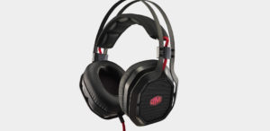 MasterPulse Pro di Cooler Master, cuffie RGB caratterizzate dal virtual surround a 7.1 canali e dalla Bass FX Tecnology