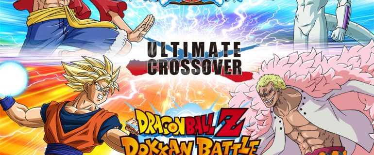 One Piece Treasure Cruise e Dragon Ball Z Dokkan Battle avranno una campagna crossover