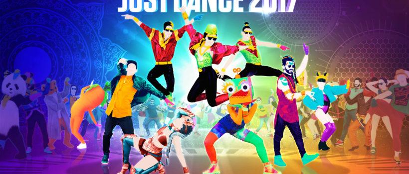 Ubisoft svela la tracklist completa di Just Dance 2017
