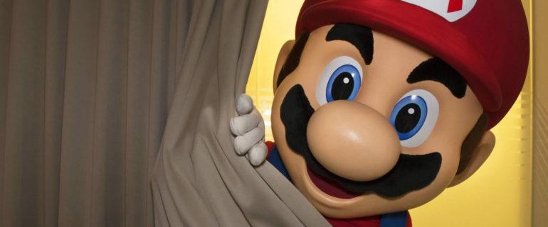 Nintendo sarà presente a Gardaland durante l'estate : ecco tutte le date