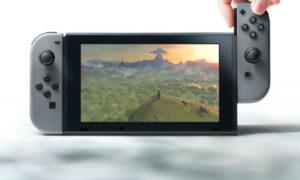"""Nintendo: """"Ecco perché Switch si chiama così"""""""