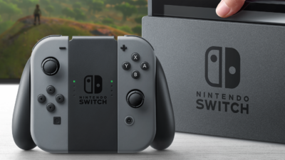 Nintendo Switch disponibile in offerta su Amazon Italia