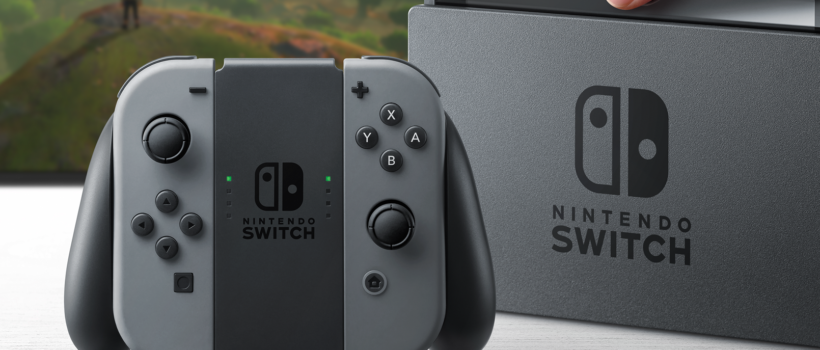 Nintendo Switch disponibile al preordine su Gamestop