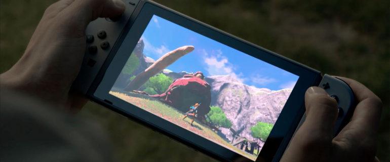 Nintendo Switch, un leak svelerebbe alcuni dettagli: durata batteria, potenza, controller ed altro