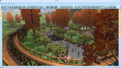 Theme Park Studio per PC sarà disponibile in Italia dall'8 novembre
