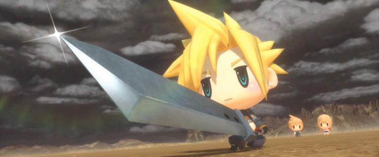 World of Final Fantasy, disponibile la demo su PlayStation Store