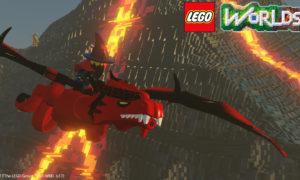 """LEGO Worlds: annnunciata con un trailer la data di uscita del DLC """"Classic Space"""""""