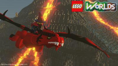 LEGO Worlds in arrivo per PlayStation 4, Xbox One e STEAMdal 24 febbraio 2017