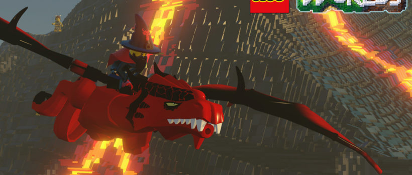 "LEGO Worlds aggiunge il pacchetto DLC ""Monsters"""