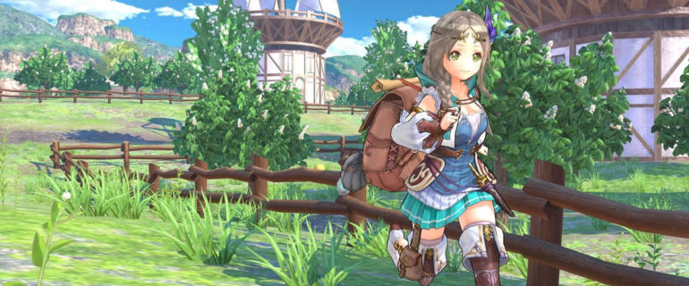 Koei Tecmo conferma l'uscita occidentale di Atelier Firis: The Alchemist and The Mysterious Journey