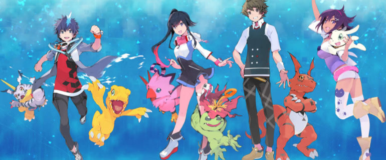 Nuovi contenuti per Digimon World: Next Order