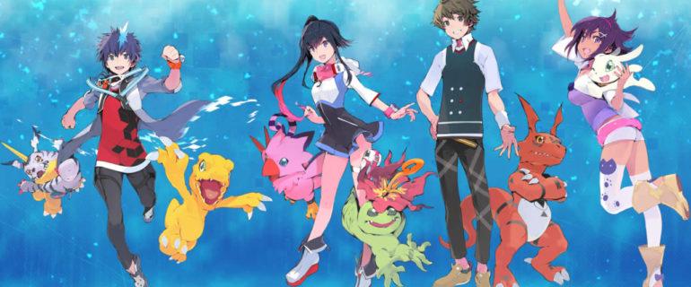 Nuovi Digimon evoluti per Digimon World: Next Order