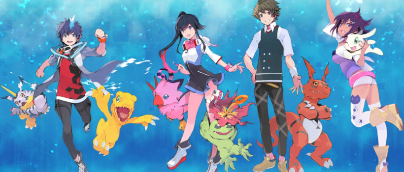 Nuovi contenuti per Digimon World: Next Order