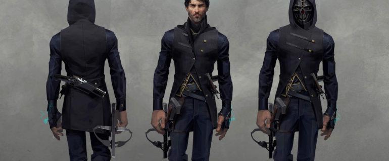 La moda in Dishonored 2