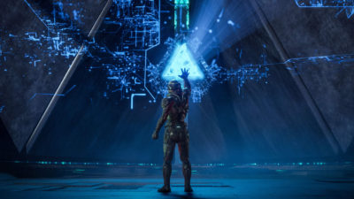 Mass Effect: Andromeda, ecco il primo bellissimo video gameplay