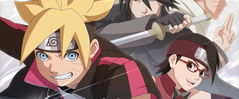 Naruto Shippuden: Ultimate Ninja Storm 4, svelate nuove informazioni per Road To Boruto