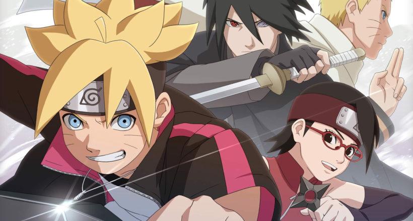 Naruto Shippuden: Ultimate Ninja Storm 4 Road To Boruto, ecco la data di uscita su Nintendo Switch