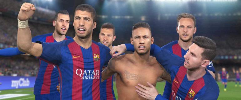 PlayStation Store: PES 2017 è la nuova offerta della settimana