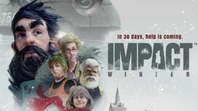 A inizio 2017 arriva Impact Winter, la nuova avventura di Bandai Namco: ecco il trailer