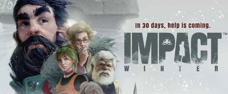 Impact Winter è ora disponibile in formato digitale per PlayStation 4 e Xbox One