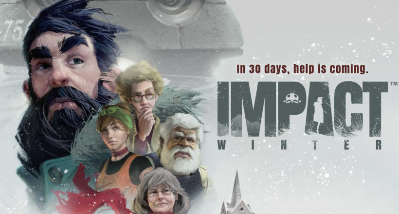 Impact Winter è ora disponibile in formato digitale per PlayStation 4 e Xbox One