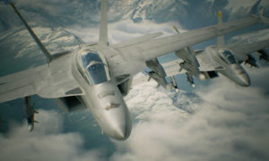 Ace Combat 7: Skies Unknown, nuovo trailer dai Golden Joysticks Awards
