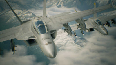 Ace Combat 7: Skies Unknown rimandato al 2018