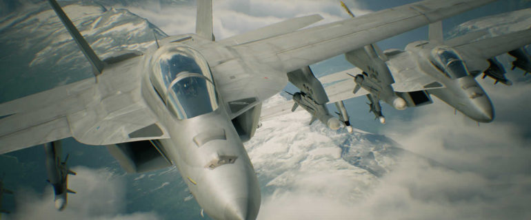 Ace Combat 7: Skies Unknown rimandato al 2018