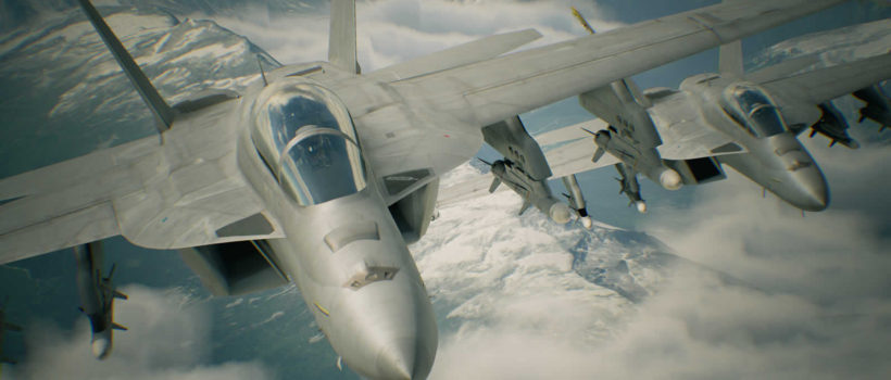 Ace Combat 7: Skies Unknown, annunciata la data di uscita in Italia