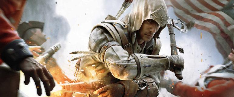 Assassin's Creed III sarà il nuovo titolo gratis su PC per i 30 anni Ubisoft