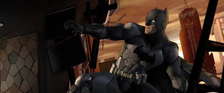 Batman – The Telltale Series: il primo episodio è gratis su Steam