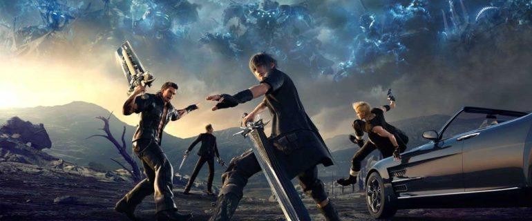 PlayStation Store, l'ultima offerta di Natale è Final Fantasy XV
