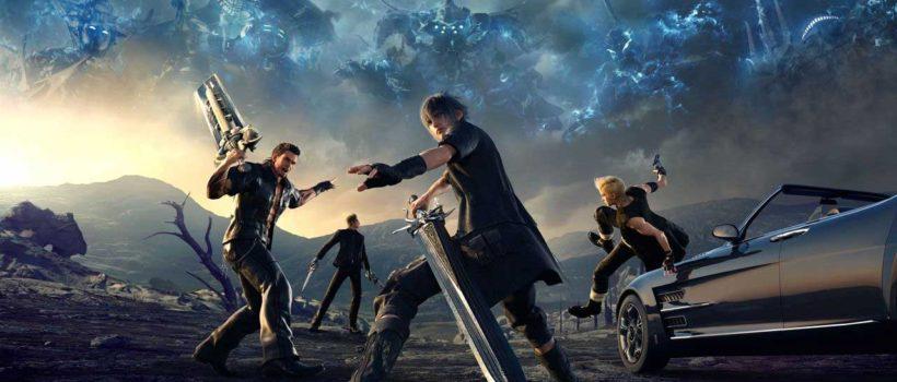 Final Fantasy XV: un video mette a confronto la versione PS4 Pro con quella PC
