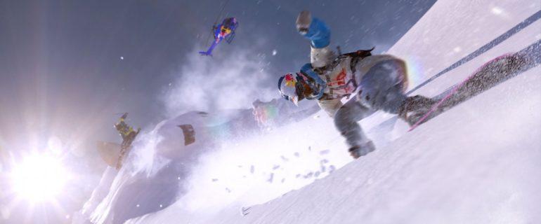 Il primo DLC di Steep, il Pacchetto Adrenalina, é disponibile